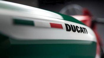 """Moto - News: Ducati: a Laguna Seca Edizione """"Tricolour"""" della 1299"""