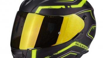 Moto - News: Scorpion EXO 510 Air: nuove grafiche per il casco adatto a tutti
