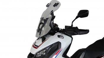 Moto - News: MRA per Honda X-ADV 750: maggior protezione aerodinamica