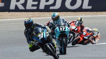 Moto3: CEV: Tris di Dennis Foggia in Portogallo
