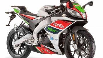 Moto - News: Aprilia Open a Cage: vinci una RS 125 e una Tuono 125