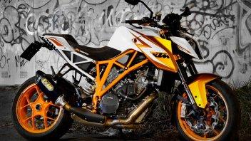 Moto - News: Exan: scarichi per KTM Superduke 1290 R