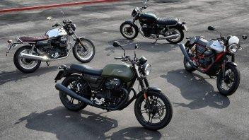 Moto - News: Moto Guzzi V7 III: opera per intenditori