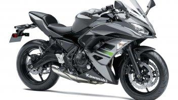Moto - News: Kawasaki Ninja 650 e Z650 MY 2018: