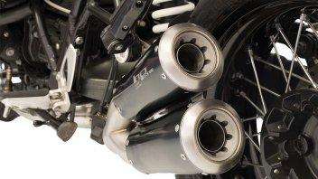 Moto - News: HP Corse GP07: più sound per la BMW R nine T
