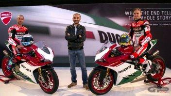 Moto - News: Ducati Panigale 1299 R: Finale con il botto