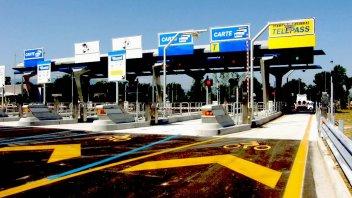 Moto - News: Autostrade e moto: ANCMA fa pressione sul Governo