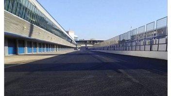News: Terminata la riasfaltatura del circuito di Jerez