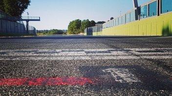 News: Vallelunga, il nuovo asfalto pronto a fine agosto