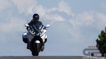 Moto - Test: BMW K 1600 GTL: globetrotter in salsa Lounge