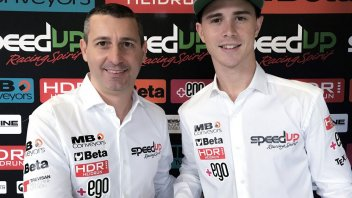 Moto2: Kent firma un contratto biennale con Speed Up
