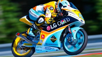 Moto3: Rodrigo takes surprising pole at Brno