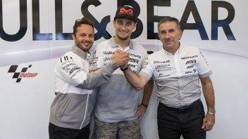MotoGP: Abraham renews with team Aspar for 2018