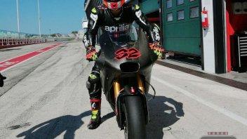 MotoGP: Savadori: la MotoGP? Spaventosa ed elegante