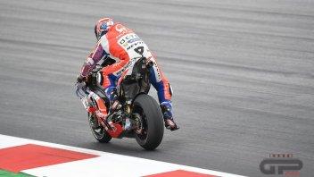MotoGP: Petrucci: la gomma nuova... sembrava usata