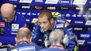 MotoGP: Rossi: se Yamaha mi sta a sentire, andrà meglio
