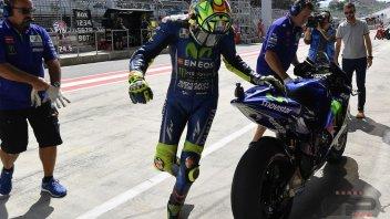 MotoGP: Valentino Rossi: tutti veloci... tranne me