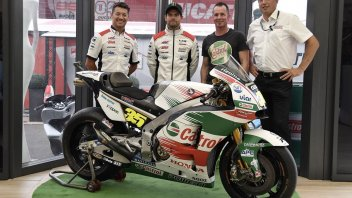 MotoGP: Crutchlow omaggia Slight a Silverstone