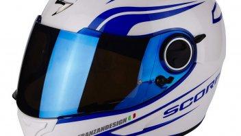 Moto - News: Scorpion Exo 490: il casco GT per tutte le tasche