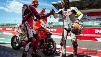 Moto - News: Ducati Riding Experience: super, non per tutti