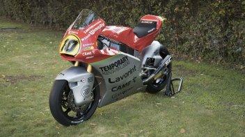 Moto2: The team Forward Kalex turns into Ago's MV