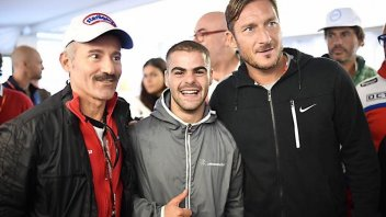 Moto3: Biaggi and Team Snipers close to an agreement