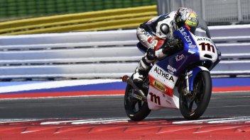 Moto3: Kevin Zannoni wildcard a Misano