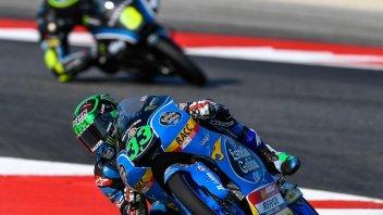 Moto3: QP: prima pole 2017 per Bastianini a Misano