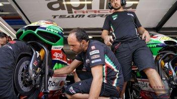 MotoGP: Aprilia con una nuova carena a Misano
