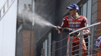 MotoGP: Lorenzo: la vittoria è sempre più vicina
