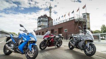 Moto - News: Suzuki DemoRide e Burgman Tour 2017: tra Campania, Piemonte e Toscana