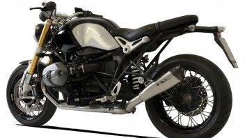 Moto - News: HP Corse ExoXtreme: voce per la BMW R nine T