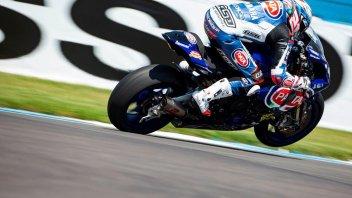 SBK: Stock1000: Marino e la Yamaha brillano in qualifica, 8° Rinaldi