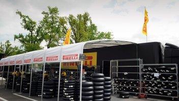 SBK: Pirelli fornitore unico fino al 2020