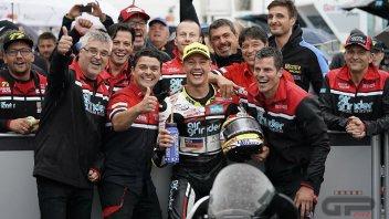 Moto2: Kiefer Racing: la squalifica di Aegerter è un mistero