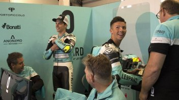 Moto3: A Motegi Joan Mir ritrova nel box Livio Loi