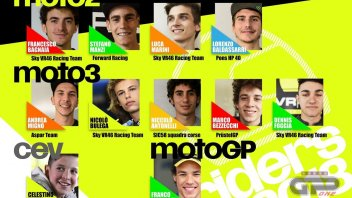 MotoGP: All the men of the ... Doctor, Valentino Rossi