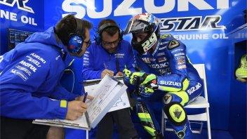 MotoGP: Iannone: la quarta fila è un risultato che mi scoccia