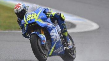 MotoGP: Iannone: oggi non mi sembrava di essere nel 2017