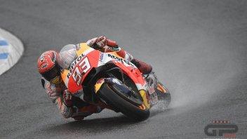 """MotoGP: Marquez: """"Se si corresse domani vincerebbe Lorenzo"""""""