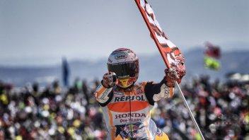 MotoGP: Marquez: ho lottato con la moto per tutta la gara