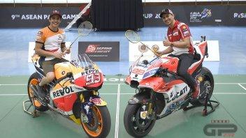 MotoGP: Marquez e Lorenzo, sfida a colpi di... volano