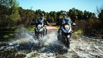 Moto - News: Suzuki: gamma V-Strom, arrivano gli accessori per i viaggi e non solo