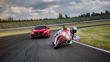Moto - News: Honda: 25 anni di CBR1000 e Type R in... 25 scatti