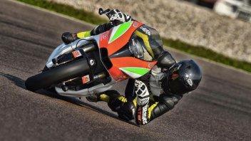 Moto - News: Claudio Corti tester per la Tamburini