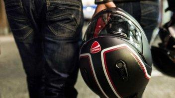 Moto - News: Ducati lancia la campagna per la sostituzione del casco