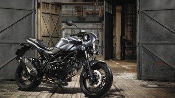 Moto - News: Suzuki SV650X 2018: arriva la versione Cafè Racer della naked di Hamamatsu
