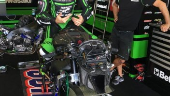 SBK: Guintoli-Kawasaki: primo contatto a Jerez