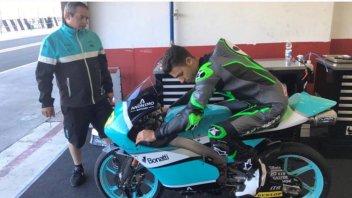 Moto2: A Valencia tornano in azione Moto2 e Moto3