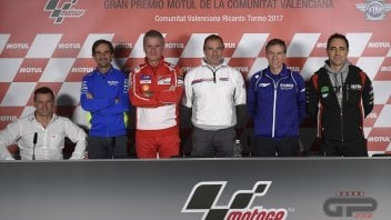MotoGP: I manager MotoGP: piloti dalla SBK? no, grazie